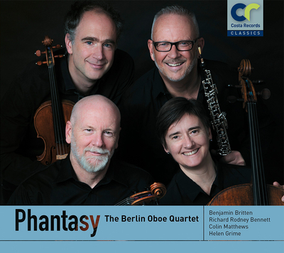 The Berlin Oboe Quartet | Phantasy