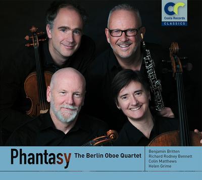 The Berlin Oboe Quartet   Phantasy